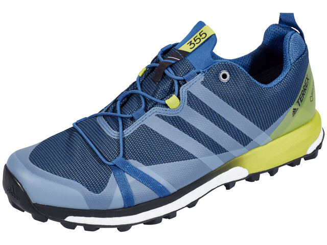 adidas TERREX Agravic GTX Hardloopschoenen Heren blauw